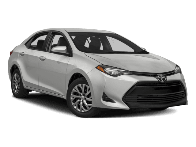 New 2017 Toyota Corolla L Front Wheel Drive SD